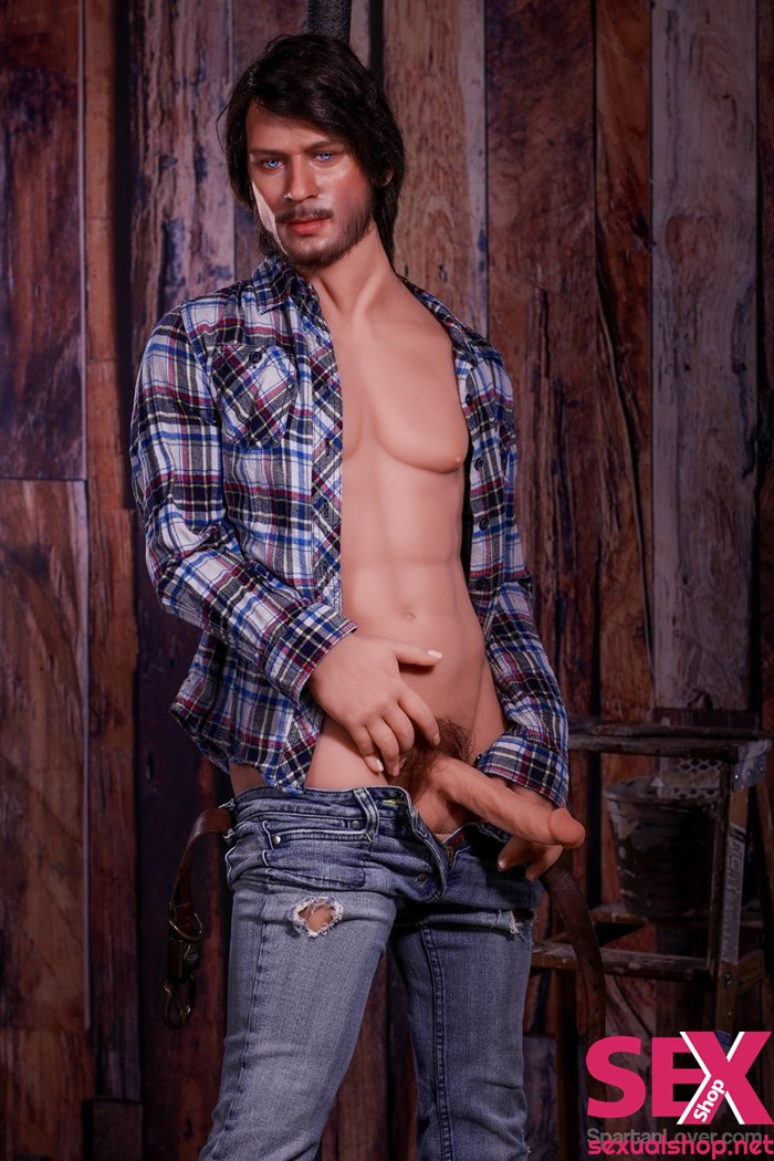 SexsualShop 5'6 Male Sex Doll - Tanner